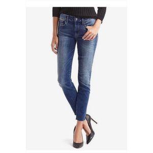 Gap Stud True Skinny Ankle Jeans